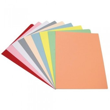Subcarpeta A4 180 gr. colores pastel surtidos Ofiexperts ESENCIALES