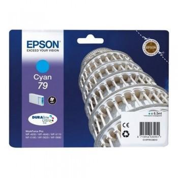 EPSON CARTUCHO TINTA C13T79124010 Nº 79 CIAN
