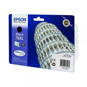 EPSON CARTUCHO TINTA C13T79014010 Nº 79XL NEGRO