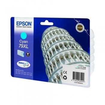 EPSON CARTUCHO TINTA C13T79024010 Nº 79XL CIAN