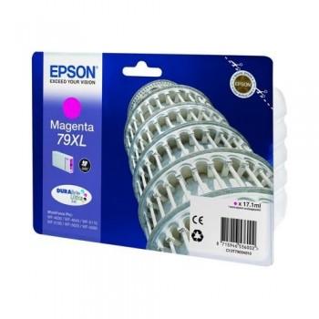 EPSON CARTUCHO TINTA C13T79034010 Nº 79XL MAGENTA