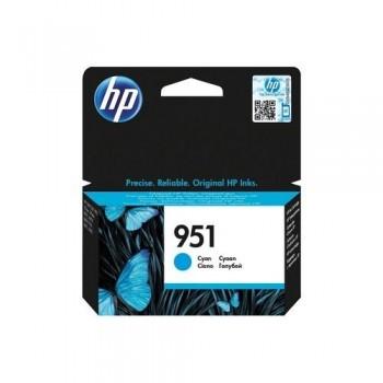 HP CARTUCHO TINTA CN050AE Nº951 CIAN