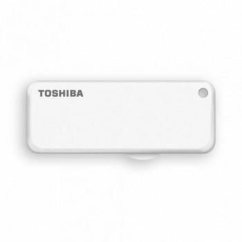 MEMORIA USB HAYABUSA BLANCO 16 GB TOSHIBA