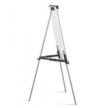 Caballete  melamina blanca 70x105 cm. Faibo ESENCIALES