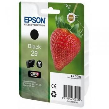 EPSON CARTUCHO TINTA C13T29814010 Nº 29 NEGRO