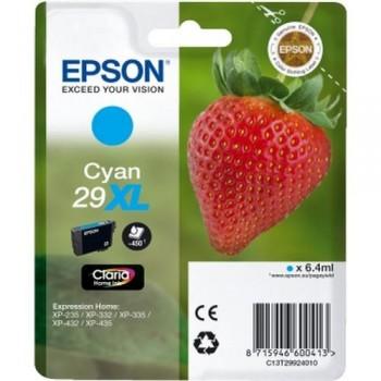 EPSON CARTUCHO TINTA C13T29924010 N? 29XL CIAN