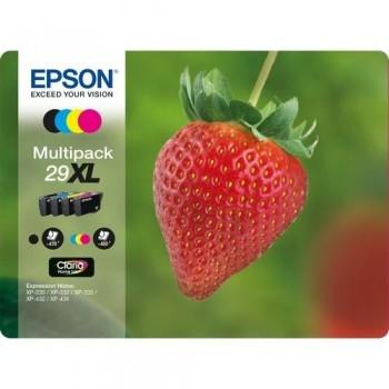 EPSON CARTUCHO TINTA C13T29964010 N? 29XL BK/C/M/Y