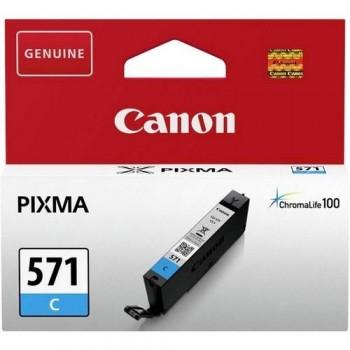 CANON CARTUCHO TINTA 0386C001 CLI-571C CIAN