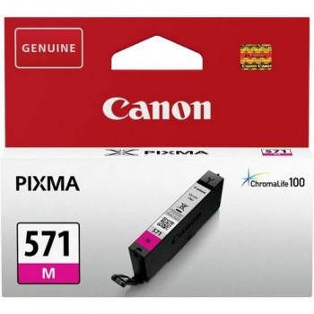 CANON CARTUCHO TINTA 0387C001 CLI-571M MAGENTA