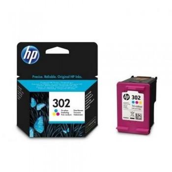 HP CARTUCHO TINTA F6U65AE N?302 TRICOLOR