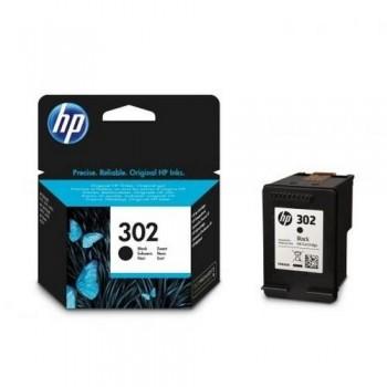 HP CARTUCHO TINTA F6U66AE N?302 NEGRO
