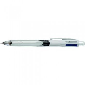 Bolígrafo multifunción 3 colores + 1 portaminas Colours 3+1 BIC ESENCIALES