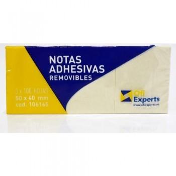 NOTA  ADHESIVA  50x40 OFIEXPERTS (3) ESENCIALES