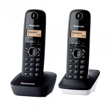 TELÉFONO INALÁMBRICO DUO PANASONIC KX-TG1612 SP1