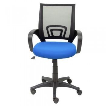 Silla oficina respaldo malla OFI312 Azul ESENCIALES