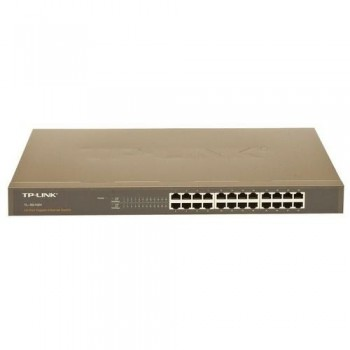 SWITCH TP-LINK MONTAJE EN RACK 19