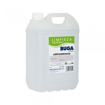 LIMPIACRISTALES 5L. BUGA CLEAN