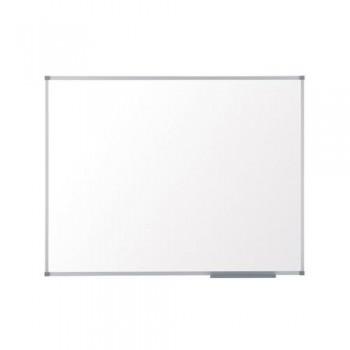 Pizarra blanca magnética lacada 1200X900 mm NOBO Essence ESENCIALES