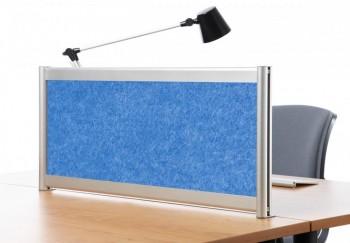 Separador acústico 40 x 160 cm. Azul ESENCIALES