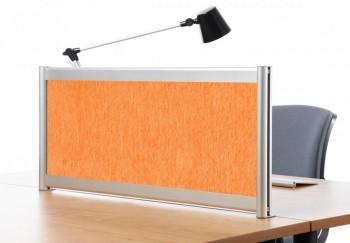 Separador acústico 40 x 160 cm. Naranja ESENCIALES