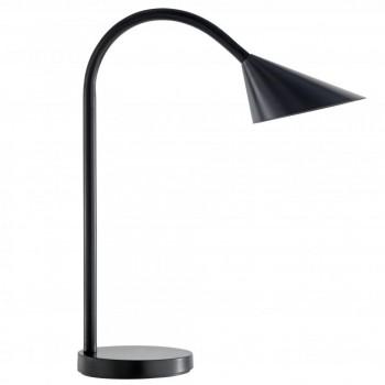 Lámpara de escritorio LED SOL NEGRO
