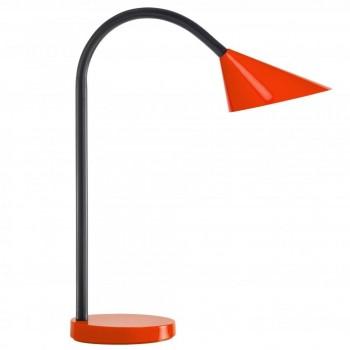 Lámpara de escritorio LED SOL ROJO ESENCIALES