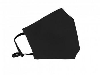 Mascarilla reutilizable tela Fuli COLORS negro Talla L 22x25cm