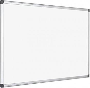 Pizarra blanca melamina 600x450 mm NOBO Essence ESENCIALES