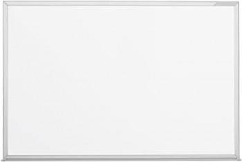 Pizarra blanca melamina 900X600mm NOBO Essence ESENCIALES