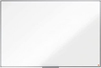 Pizarra blanca magnética lacada 1500X1200mm, NOBO Essence ESENCIALES