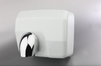 Secamanos tobera óptico vitrificado blanco 2200w