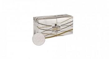 Servilleta celulosa 2 capas 20x20 100 un. caja 32 paquetes