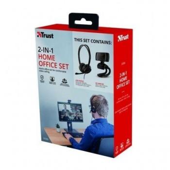 Pack 2 en 1 Trust Doba Home Office